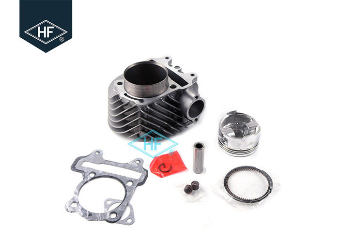 61mm 4 Stroke Motorcycle Cylinder Kit 90mm Total Height KYMCO J-GY6-150 175