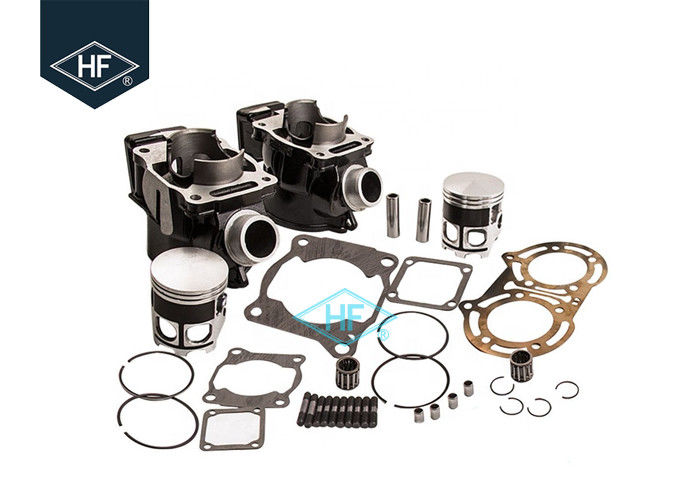 Yamaha Banshee 350 Motorcycle Piston Kits , Standard Bore Chainsaw Piston Kit
